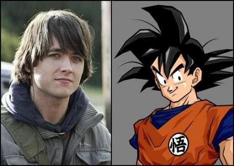 Les acteurs de Dragon Ball Z en photos !