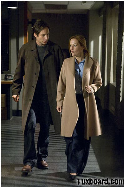 X-Files 2 Le retour de Fox Mulder et Dana Scully