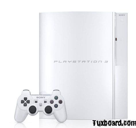 Image PS3 Blanche Photo