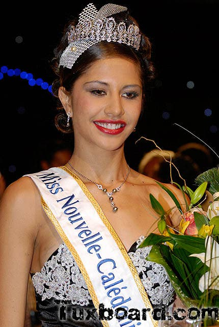 Vahinerii Requillart Nouvelle Miss France