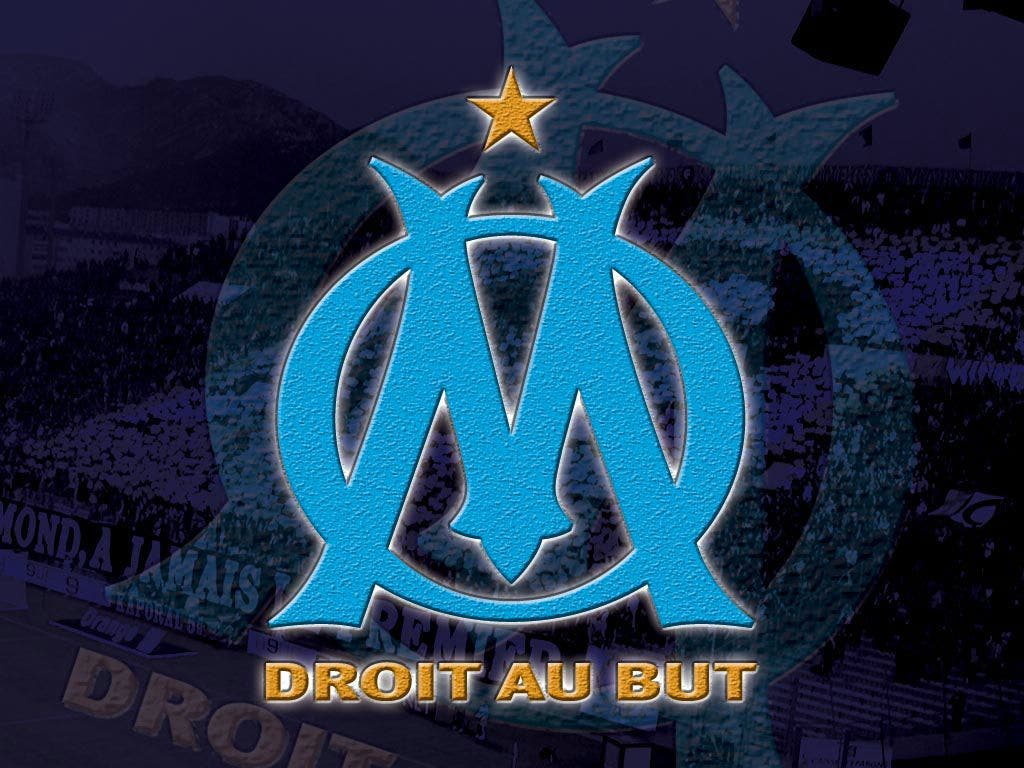 Wallpapers de l 39 olympique de marseille om - Marseille logo foot ...