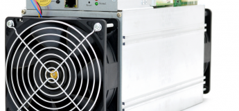 Une machine à miner performante, l'AntMiner S9 disponible en précommande