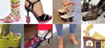 Les chaussures les plus moches du monde sont regroupées sur un seul compte Instagram