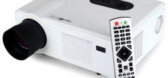 L'Excelvan CL720D un projecteur avec une qualité d'image excellente