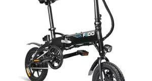 FIIDO D1 : un vélo électrique avec une grande autonomie et une excellente résistance