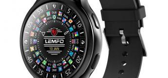 LEMFO LES2, une montre connectée et intelligente multifonction à un très bon prix