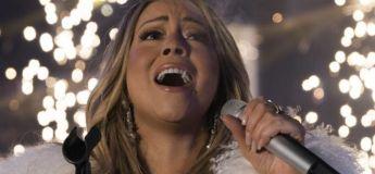 Le concert de Mariah Carey pour la Nouvelle Année à Times Square
