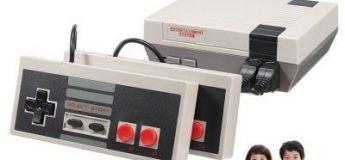 La Mini Classic, une console avec 620 jeux vidéo classiques intégrés