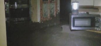 Choc : Il filme un tsunami de boue qui entre dans sa maison