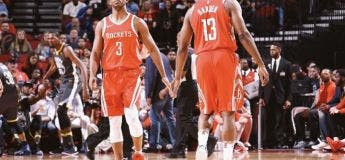 Le résumé complet de Golden State Warriors vs Houston Rockets 108-116