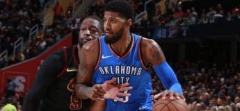 Le résumé complet de Oklahoma City Thunder – Cleveland Cavaliers 148-124