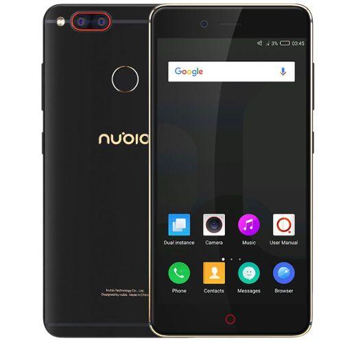 nubia z17 mini un mini smartphone haut de gamme petit prix. Black Bedroom Furniture Sets. Home Design Ideas