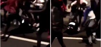 Vidéo de l'agression des policiers à Champigny : les auteurs toujours recherchés
