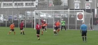 Un footballeur de – de 13 ans marque en coup du scorpion, Superbe !