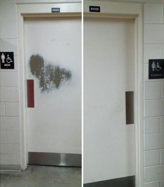 Ces choses qui changent avec le temps for Salle de bain homme