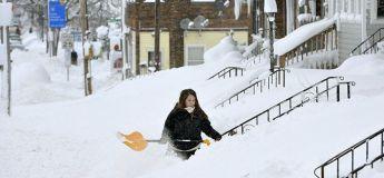 Un froid polaire en Amérique et au Canada qui brisent même les fenêtres !