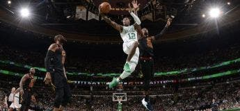 Replay Cavs Celtics avec le retour d'Isaiah Thomas à Boston