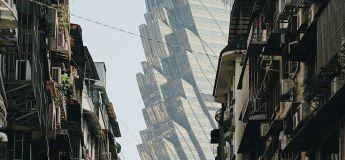 Un photographe portugais capture des images fantastiques de Hong Kong