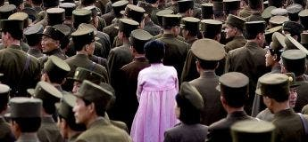 Un photographe réussit à partager des images interdites de la Corée du Nord