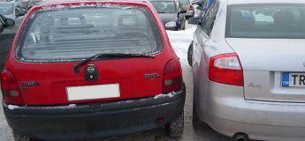 La revanche inoubliable d'un homme qui s'est fait voler sa place de parking