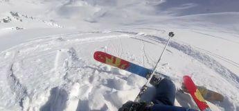 Le dépos en Héliski ? Mieux vaut déjà savoir skier, sinon cela ne sert à rien