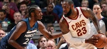 LeBron James : son pire match en carrière face au Minnesota Timberwolves