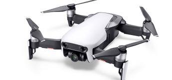 DJI présente son Mavic Air : un drone léger, ultraportable et performant