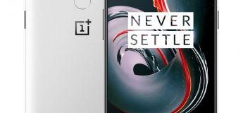 Prix réduit pour le OnePlus 5T blanc, un smartphone à l'écran AMOLED de 6,01 pouces