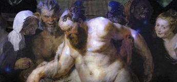 Un artiste intègre des personnages des peintures classiques dans le monde moderne et le résultat est étonnamment bon