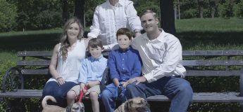Le résultat hilarant d'une séance photo d'une famille américaine