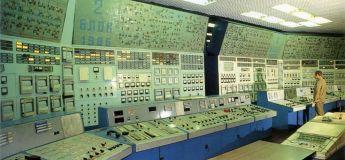 Les salles de contrôle soviétique dotées d'une beauté vintage