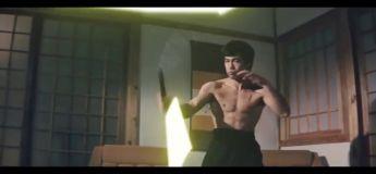 Si Bruce Lee combattait avec des sabres laser