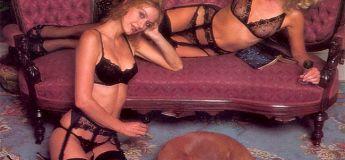 Les tenues des mannequins Victoria's Secret en 1979