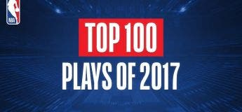 Top 100 des plus belles actions NBA 2017