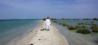 Une visite de l'Arabie Saoudite avant l'ouverture des frontières