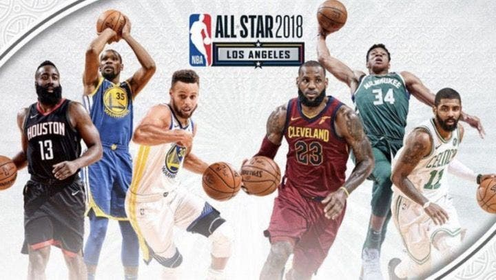 les meilleurs moments du nba all star game 2018  vid u00e9o