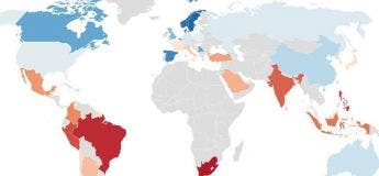 Les pays les plus ignorants du monde ont été cartographiés