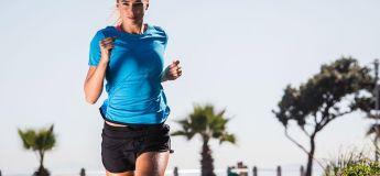 Courir est un excellent moyen de garder des os jeunes et en bonne santé