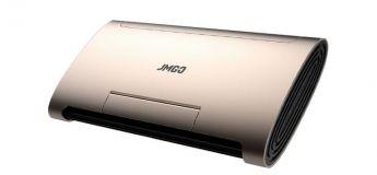 Deux cadeaux offerts à l'achat du video projecteur ultra portable DLP JMGO M6