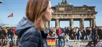 Cela fait maintenant plus de 10316 jours que le Mur de Berlin est tombé