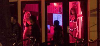Il est désormais interdit de regarder les prostituées dans les vitrines du Quartier Rouge d'Amsterdam