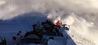 Des pisteurs suisses déclenchent une avalanche qui va devenir incontrôlable