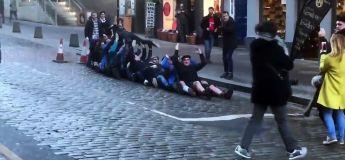 Edimbourg, une petite soirée à l'écossaise