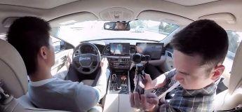 FAIL : cette voiture autonome ne freine pas et percute un véhicule