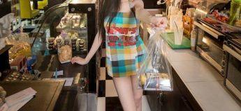 Des mannequins dénudés sous leur tablier pour booster les ventes de ce restaurant