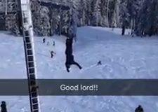 Oui, les Parisiens sont bien arrivés sur les pistes de ski…