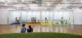 Un bureau vert pour stimuler la productivité