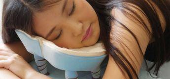 Un petit oreiller sur patte pour faire sa sieste au bureau, on dit merci qui ?