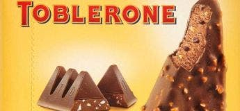Toblerone est maintenant disponible en format glacé et ça semble délicieux