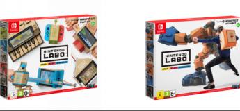 Nintendo dévoile les premiers détails sur sa nouvelle série : l'Atelier Toy-Con